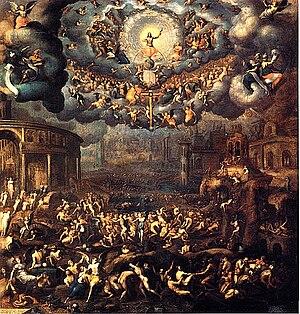 The Last Judgement. The Louvre.