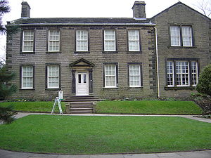 English: Brontë Parsonage Museum