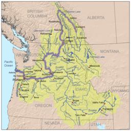 Lưu vực sông Columbia