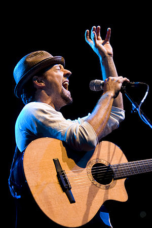 Jason Mraz at Campo Pequeno, March 19, 2009