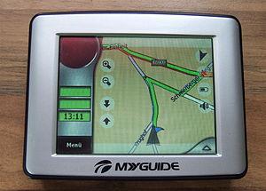 Mobiles Navigationssystem