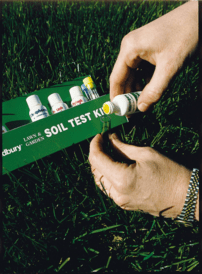 Homeowners are encouraged to test their soils ...