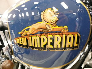 New Imperial Motorcycles