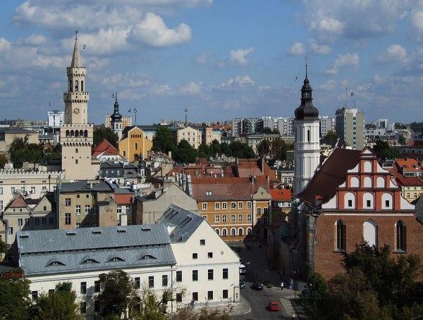Opole - Wikipedia, la enciclopedia libre