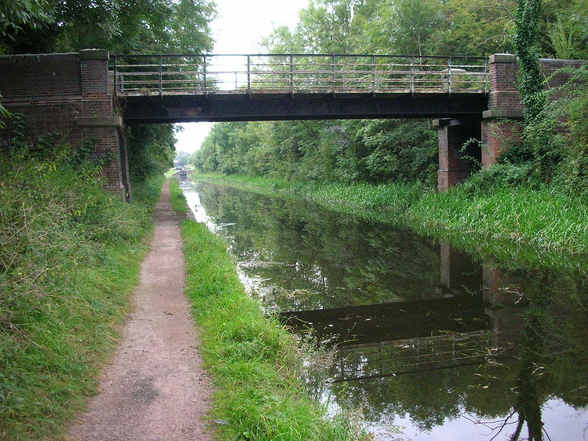 Rushall Canal Wikipedia