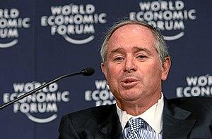 English: DAVOS/SWITZERLAND, 24JAN08 - Stephen ...