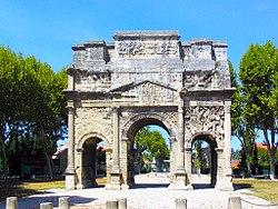 Arc de triomf romà d'Orange