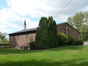 "English: Friendship Baptist Church - ""a B..."