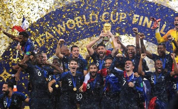 2018 FIFA World Cup Final - Wikipedia