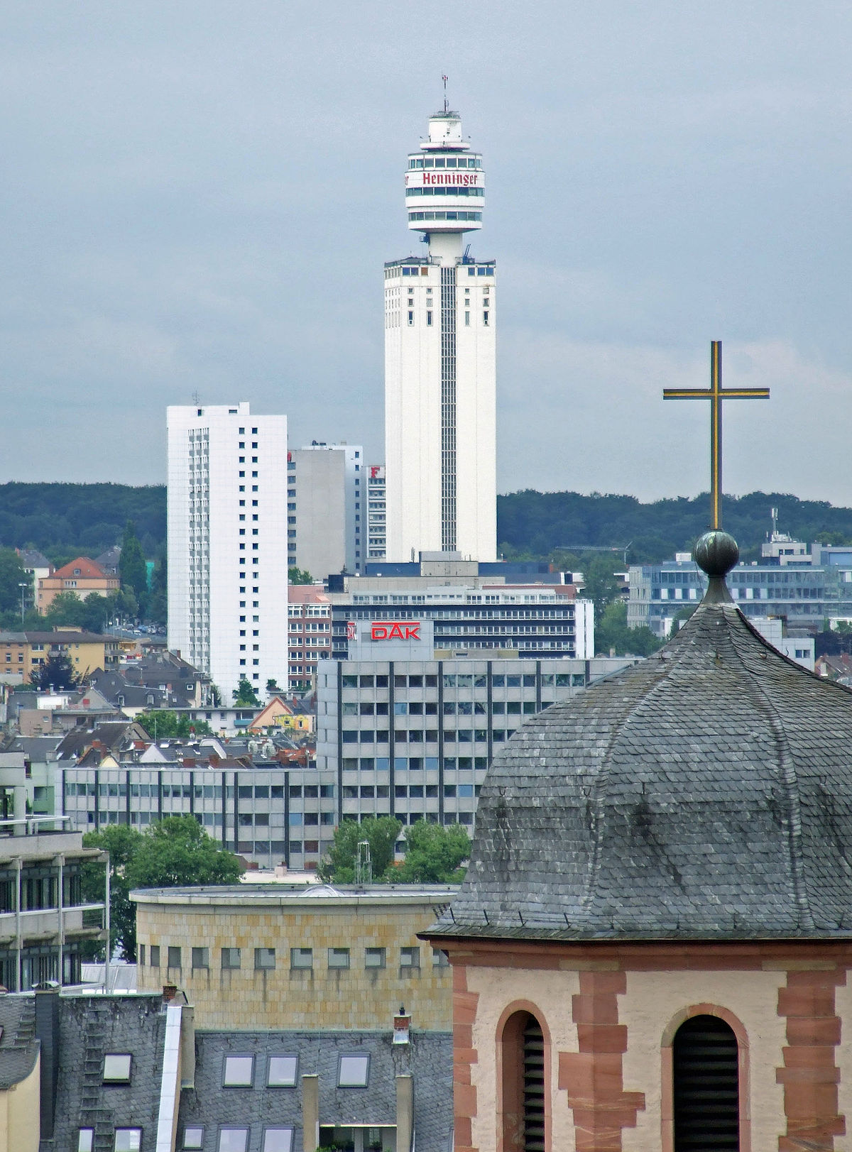Henninger Turm Wikipedia