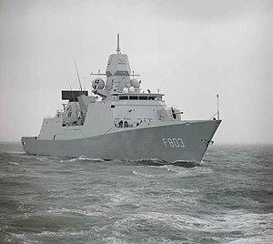 HNLMS Tromp
