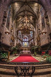 kathedrale von palma wikipedia