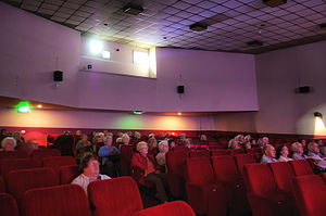 English: The Silver Screen: Keighley Picture h...