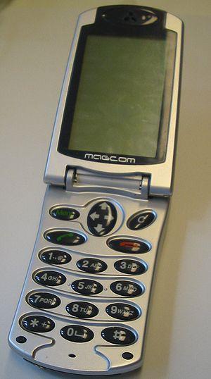 MagCom mobile phone