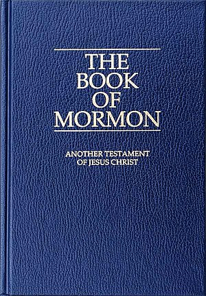 The Book of Mormon. Another Testament of Jesus...