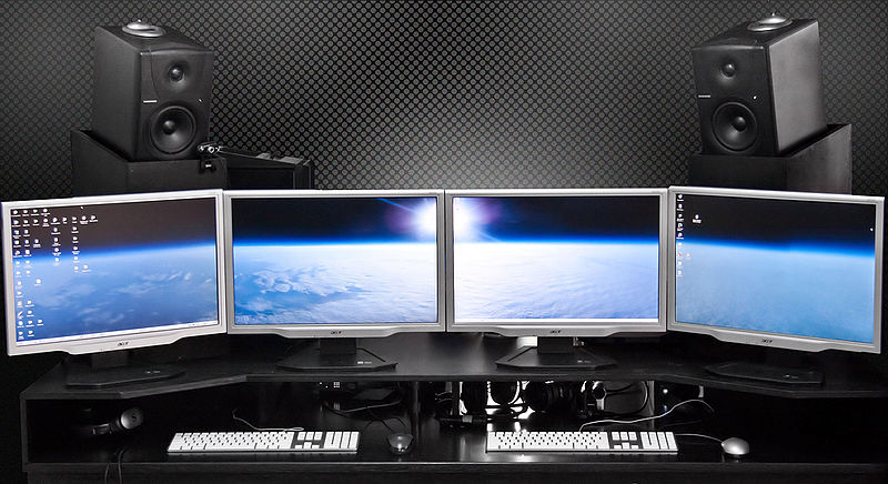 File:Oto godfrey-multi screen studio.jpg