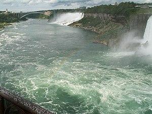 Rainbow Bridge Niagara Falls db