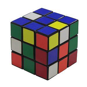 English: Rubik's cube