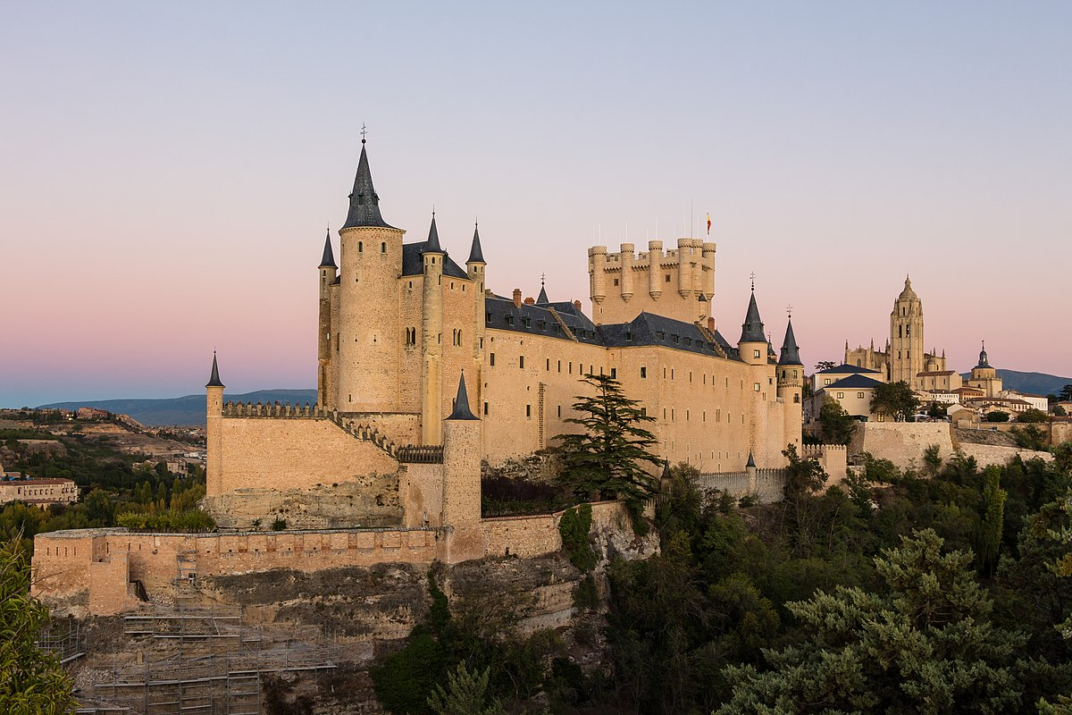 Alczar Of Segovia Wikipedia