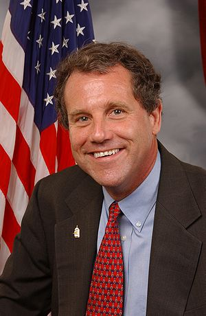 Sherrod Brown, U.S. senator.