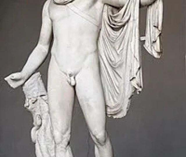 Statuie A Lui Apollo