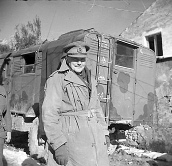 IWM caption : THE BATTLE OF CASSINO, JANUARY-M...