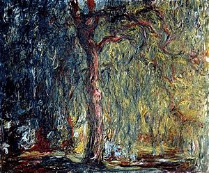 Claude Monet, Weeping Willow (2)