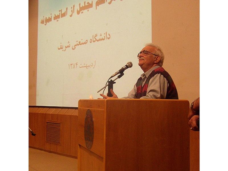 پروفسور بهمن مهری