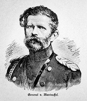 general von Manteuffel