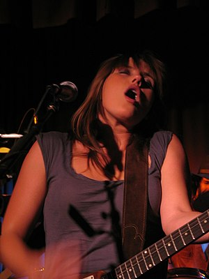 English: Grace Potter and the Nocturnals in co...