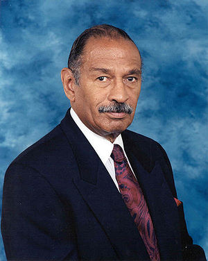{{w|John Conyers}}, member of the United State...