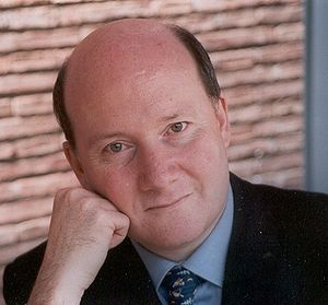 Photo of Italian sociologist Massimo Introvigne
