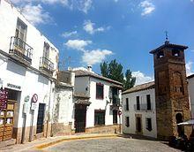 Place Abul Beka à Ronda