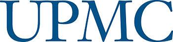 English: UPMC Logo
