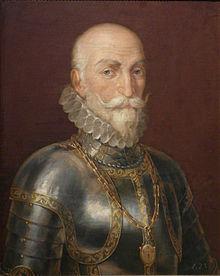 Lvaro De Bazn 1st Marquess Of Santa Cruz Wikipedia