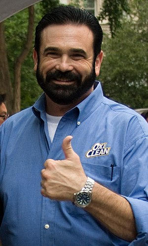 English: Billy Mays