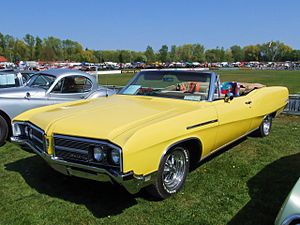 1968 LeSabre Convertible Coupe
