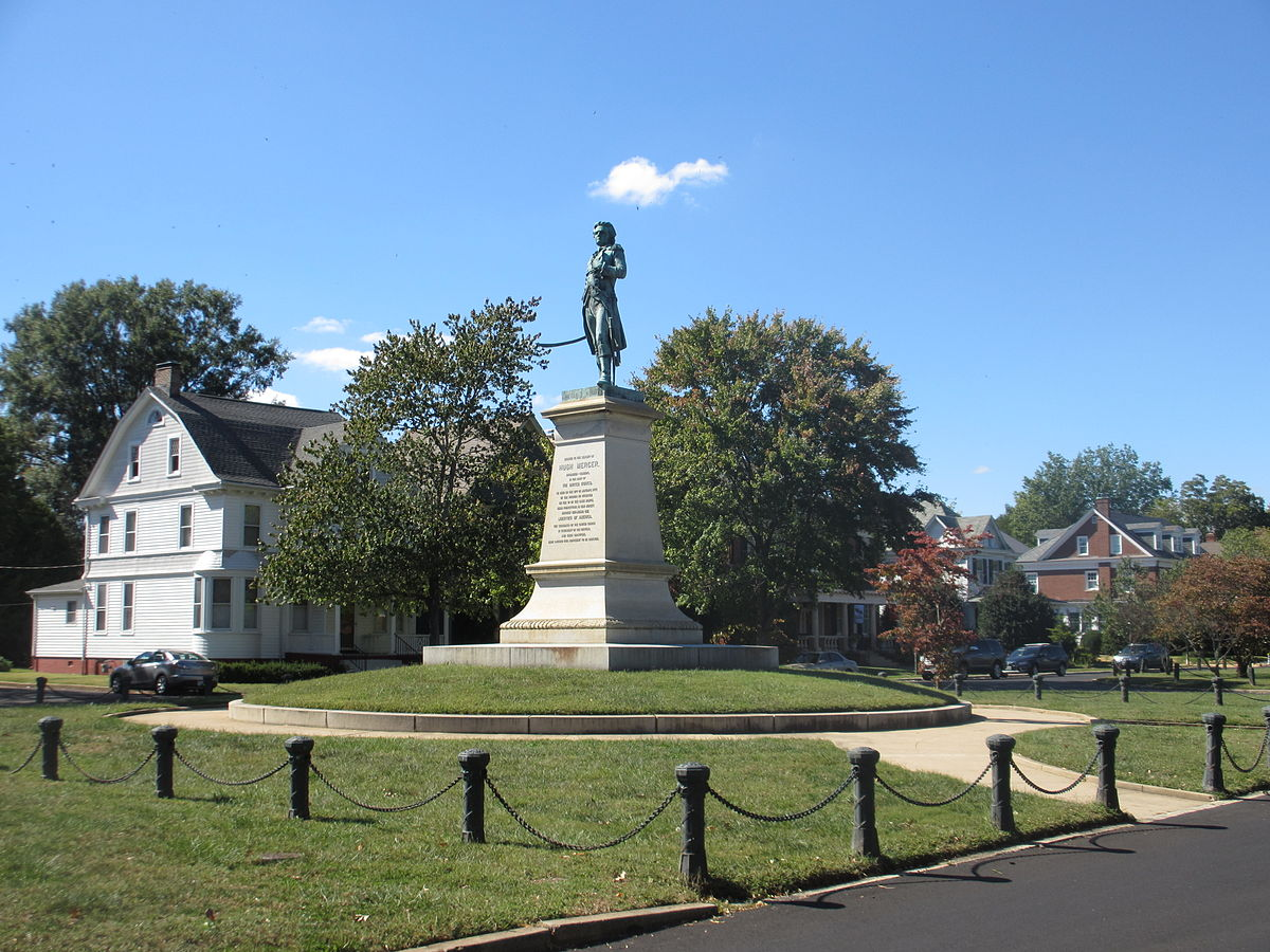 Washington Avenue Historic District (Fredericksburg
