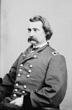 Major General John A. Logan