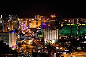 English: Las Vegas Strip