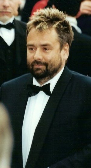 Français : Luc Besson au festival de Cannes.