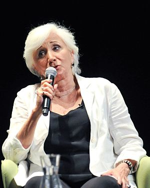 "Olympia Dukakis at ""Norman Jewison and Fr..."
