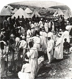 Samaritan Passover (1900)