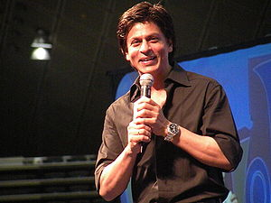 Shahrukh Khan at the Zee Carnival in Sun Tech ...