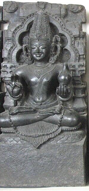 Shukra, Hindu god of Venus, British Museum
