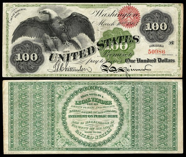 United States one hundred-dollar bill - Wikipedia