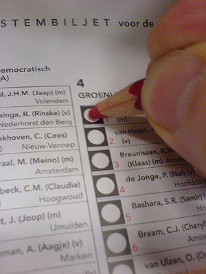 Dutch ballot