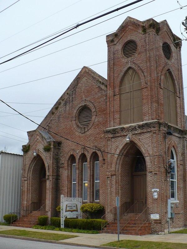 Emanuel African Methodist Episcopal Church (Mobile ...