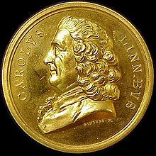 Linnean Medal Wikipedia