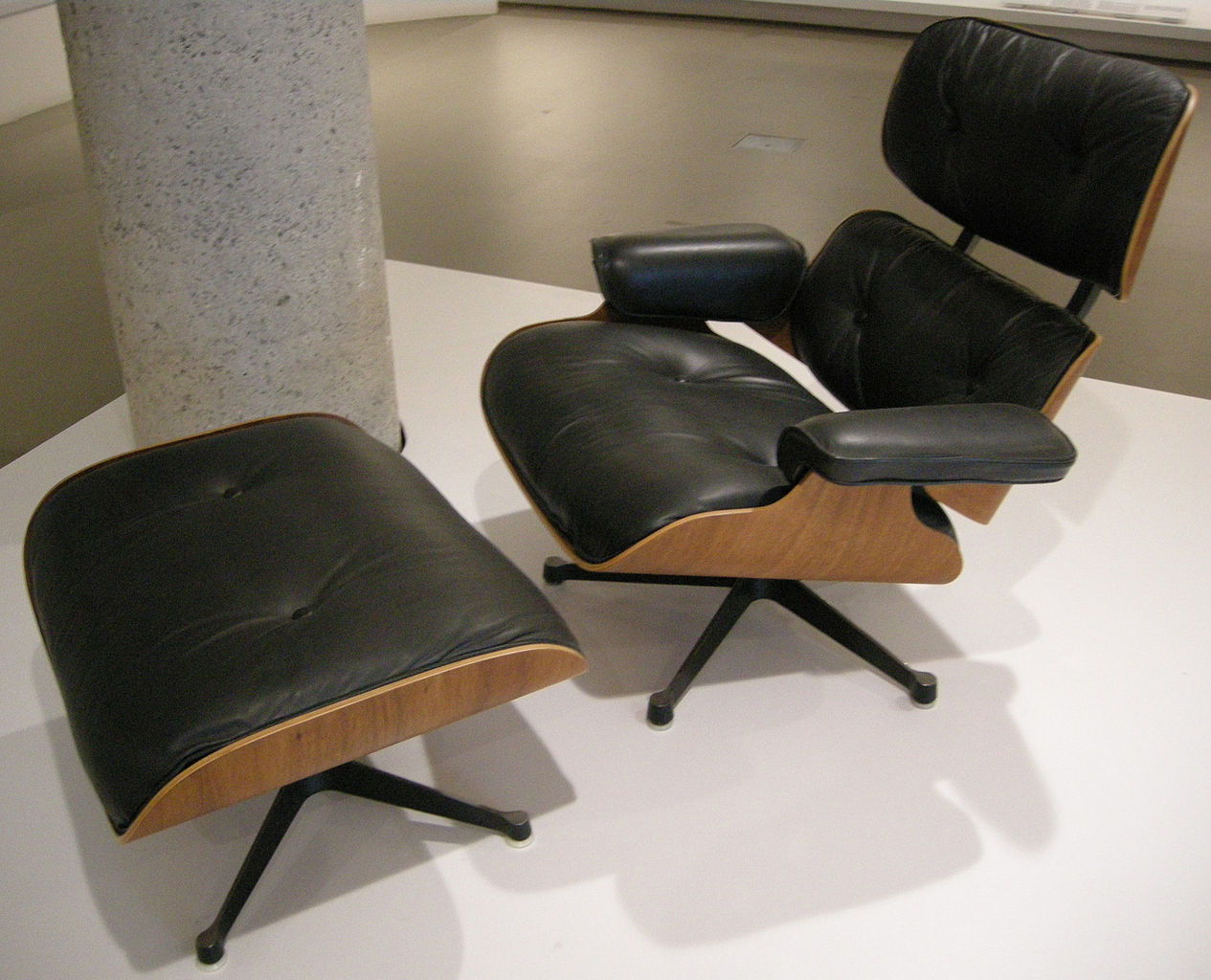 File Ngv Design Charles Eames And Herman Miller Lounge